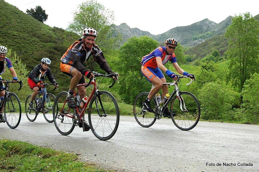 Disfruta del ciclismo en Asturias en nuestras casas rurales