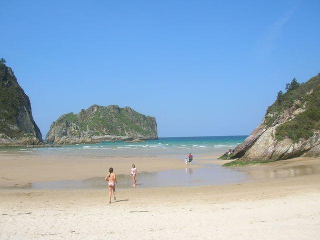 Playas en Asturias | Casas Rurales Asturias