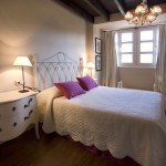 Dormitorio casa rural Lin de Pepa | casas rurales en picos de europa