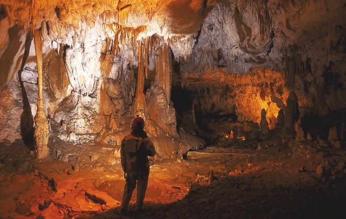 Cueva huerta en Turismo rural