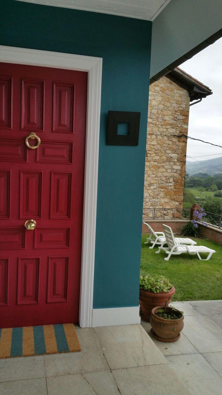 Entrada Casa Alpina