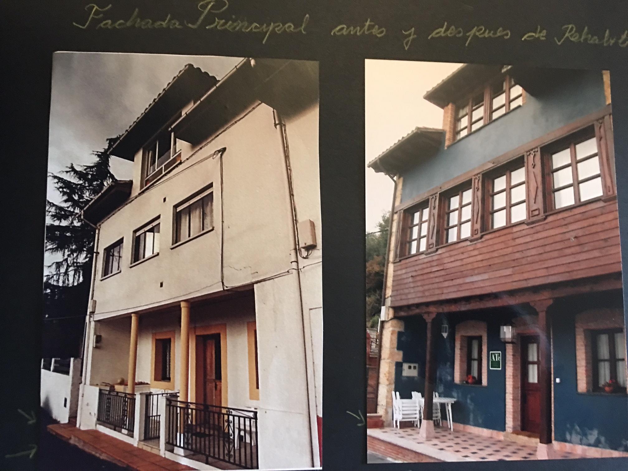 Rehabilitación Casas Rurales Asturias