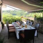 Terraza Casa Alpina
