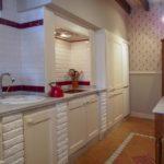 Cocina Casa Azul | casa rural Asturias