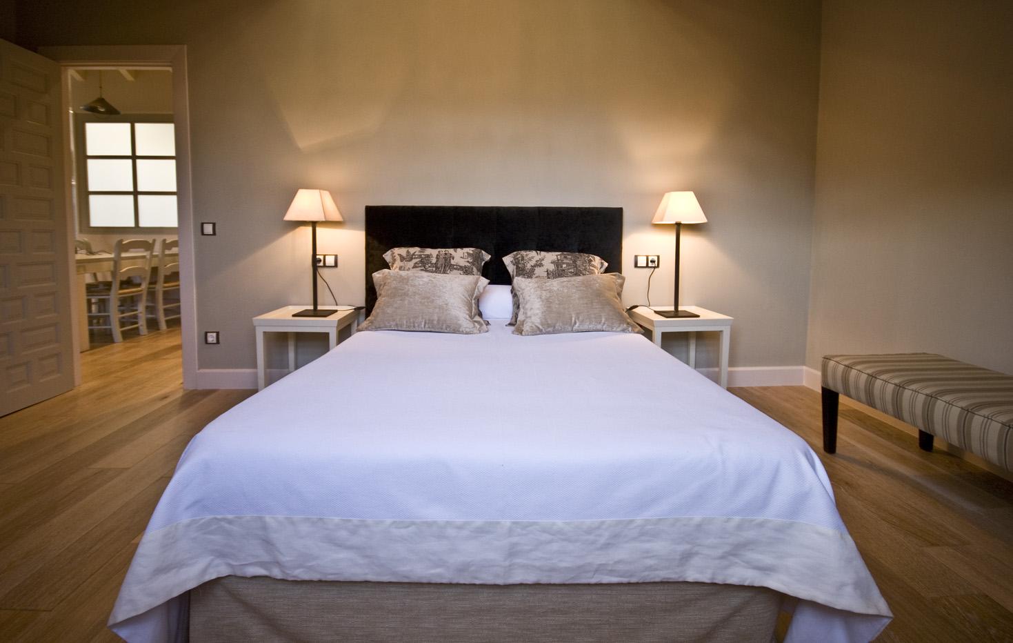 Dormitorio Tia Elisa   apartamentos de lujo picos de europa
