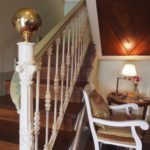 Escalera casa Azul | casa rural Asturias