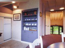 Salón Cocina |  Casa Mirador